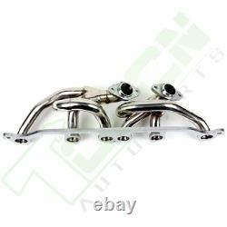 Stainless HEADER FOR AMC 242 2001 JEEP WRANGLER TJ 4.0L RACING MANIFOLD EXHAUST
