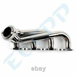 Stainless Manifold Header Exhaust For Ford Mustang 79-93 302 Gt/lx/svt Racing