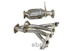Stainless Steel Exhaust Header For 2004-2009 Mazda 3 2.0L/2.3L By OBX Racing