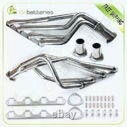 Stainless Steel Racing Exhaust Header FOR 1964-1967 Ford Mustang 289 302 351