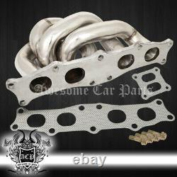Stainless Turbo Exhaust Manifold For Toyota 3S-Gte Sw20 T200/St205 Ct25/Ct26