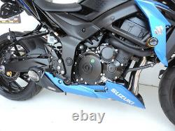 Suzuki GSX-S750 CS Racing Full Exhaust Muffler + dB Killer Check Video Below