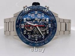 TAG Heuer Carrera Calibre Automatic Skeleton Red Bull Racing Watch CAR2A1K