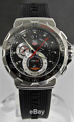 Tag Heuer Formula 1 Cah101a. Ft6026 Indy 500 Chronograph Gray Mens Racing Watch