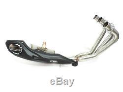 Yamaha FZ-09 / MT-09 Full exhaust system + muffler + header 2014-on CS Racing