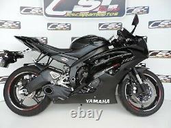Yamaha R6 2006-16 Full exhaust + Muffler + Header CS Racing Deep Sound