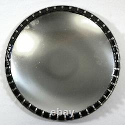 16 Full Moon Hot Rod Racing Disc Hub Caps Solid Wheel Covers Rims Nouvel Ensemble De 4