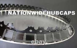 16 Plein Moon Hot Rod Racing Disc Hub Caps Solide Wheel Couverts Rims Nouvelle Série De 4