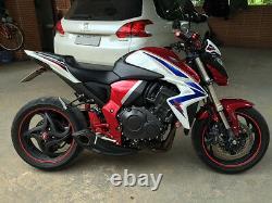 2008-17 Honda Cb1000r Cs Racing Slip-on Exhaust Muffler + Db Killer (+4,3ch)