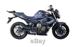 2009-16 Yamaha Xj6n Xj6f Systèmes D'échappement + Silencieux + Tête Cs Racing
