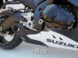 2012-16 Suzuki Gsx-r 1000 Cs Racing Complète D'échappement En-têtes + Silencieux + Db Tueur