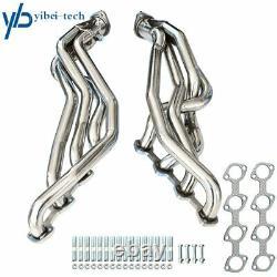 Ajustement Pour Ford Mustang Gt 4.6 V8 96-04 En-tête De Course À Long Tube Inoxydable
