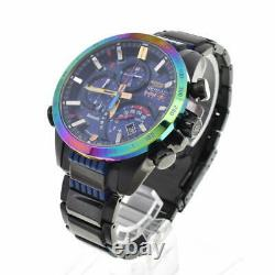 Casio Edifice Red Bull Racing Eqb-500rbb-2ajr Radio Solaire Pour Hommes V#101069
