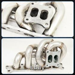 Collecteur D'échappement Turbo Inoxydable Pour Toyota 3s-gte Sw20 T200/st205 Ct25/ct26