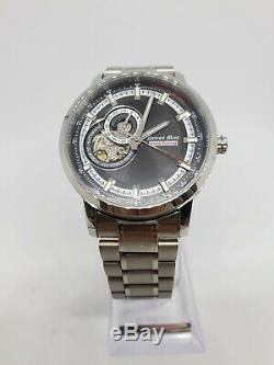 Detroit Mint Grand Touring Seiko Automatique Racing Avec Bracelet Inoxydable