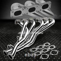 En Acier Inoxydable Racing Manifold Header/exhaust Pour Bmw E46 E39 Z3 M54b25/m54b30