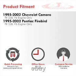 En-tête D'échappement 3-1 Pour 1995-2002 Chevy Camaro Firebird F-body
