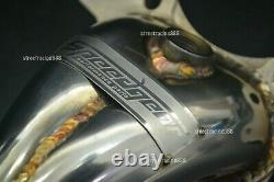 Honda Crz Tête Extractor Tuyau De Descente Sport Racing En Acier Inoxydable