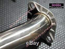Invidia Course MID Tuyau Pour 2006-2013 Lexus Is250 Is350 Rwd P / N Hs06lismip