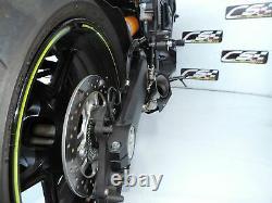 Kawasaki Z1000 2015-20 Slip-on Échapper Coulissant Cs Racing