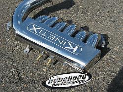 Kinetix Racing Vitesse Du Collecteur D'admission Pour 2003-2008 Infiniti Fx35 Vq35de