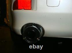 Megan Racing Stainless Steel Axleback Exhaust Fits Is250 Is350 06-13 Rwd Drift