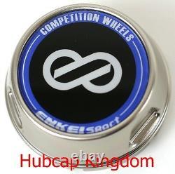 Nouveau Jdm Enkei Sport Competition Wheels Racing Center Caps Rc-g4 Rc-t4 Rpf1 Set
