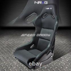 Nrg Sièges En Fibre De Verre Seau Racing + Inoxydable Support En Acier Pour 90-97 Mx5 Miata