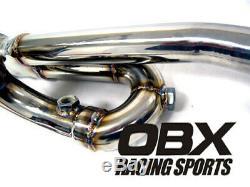 Obx Racing Sport Tube Long-tête Pour 2002 Et 2003 Nissan Maxima 3.5l Vq35de
