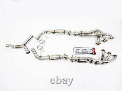 Obx Racing Sports En-tête De Tube Long Ajustements D'échappement 05 06 07 08 09 10 Mustang 4.0l