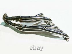 Obx Racing Sports En-tête De Tube Long Pour 2000-2005 Lexus Is300 3.0l 6cyl