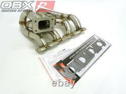 Obx Racing Sports Turbo Manifold Pour 06-12 Vw Golf VI 2.0t Mk6