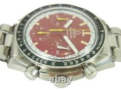 Omega Speedmaster Chronograph Racing Schumacher Montre Automatique 3510.61 Service