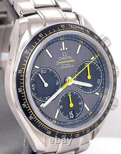 Omega Speedmaster Racing Coaxial Chronograph 40 MM Montre 326.30.40.50.06.001