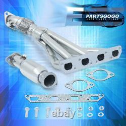 Pour 02-06 Mini Cooper R50 R53 Hatch 1.6 Performance 2pc En-tête D'échappement Inoxydable