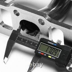 Pour 03-09 350z G35 Coupe Vq35de 6-2 Course/performance En-tête D'échappement Manifold