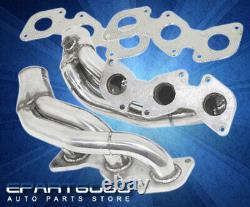Pour 05-11 Toyota Tacoma Fj Cruiser 4.0l Performance S/s En-tête D'échappement Manifold