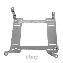 Pour 350z Z33 Fairlady Nrg Traction En Acier Inoxydable Racing Seat Support De Montage Rail
