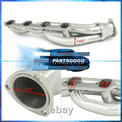 Pour 64-73 Ford Mustang 5.0 260 289 302 Steel Exhaust Performance Shorty Headers