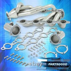 Pour 82-04 Chevy S10 Ls1 Ls2 Ls3 Ls6 Ls En-têtes De Conversion De Conversion De Moteur Manifold