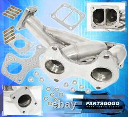 Pour 93-96 Mazda Rotary Rx7 Fd3s 13b-rew T04 Performance Exhausteur Turbo Manifold