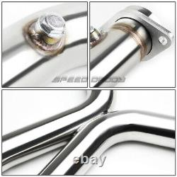 Pour Ford Mustang 11-14 S197 II 3.7 V6 Racing Inoxydable D'échappement X / Y-pipe Tuyeau
