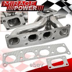 Pour Mazda 626 Protege Mx6 Fp 1.8 Fs 2.0 T25 Flange Turbo En-tête D'échappement D'échappement