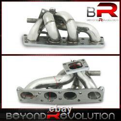 Pour Mazda Protege Mx6 Sonde Jdm T2 T25 T28 Turbo Chargeur En-tête D'échappement Manifold