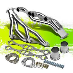 Racing Exhaust Manifold Header Pour Chevy Small Block Sbc 265 283 305 327 350 400