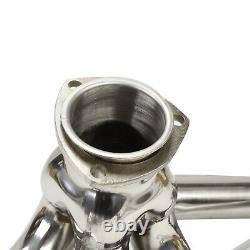 Racing Header Manifold/échappement Pour 59-78 Chrysler/dodge/plymouth Mopar 383-440