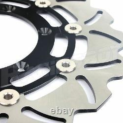 Rotor De Disque De Frein Avant Et Arrière Complet Pour Suzuki Drz 400 Sm Drz400sm 2005-2021