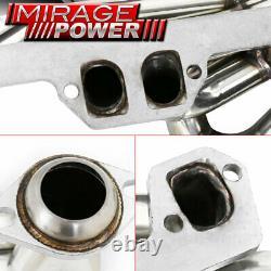 S/s Racing Manifold Header/echappement Pour Dodge Ram/durango/dakota 5.2l/5.9l V8