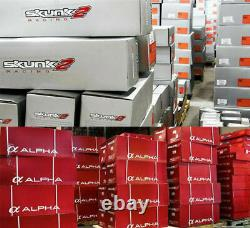 Skunk2 Racing Mega Cat Power Retour Système D'échappement 2006-2011 Honda CIVIC DX LX Ex