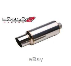 Skunk2 Racing Universal 2.25 Silencieux En Acier Inoxydable